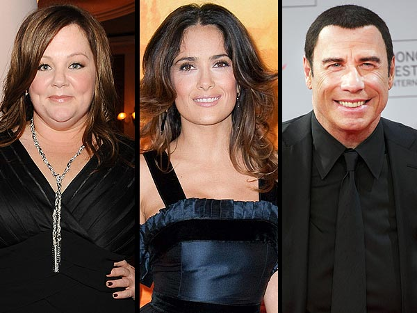 Academy Awards; Salma Hayek, Melissa McCarthy Presenting