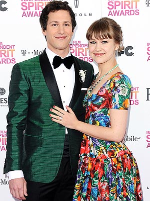 Andy Samberg Engaged to Joanna Newsom