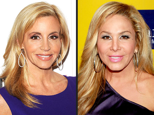 Camille Grammer, Adrienne Maloof Leaving Real Housewives of Beverly Hills