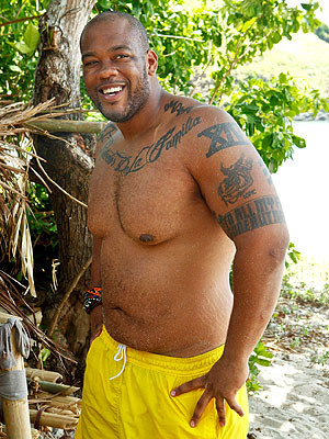 Survivor Caramoan Exit Interview: Shamar Thomas Talks to People.com
