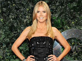 Heidi Klum Joins America's Got Talent | Heidi Klum