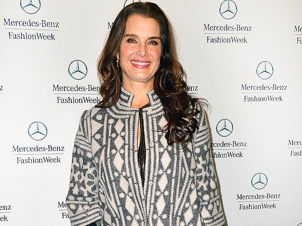 Brooke Shields In Talks to Join The View: Source