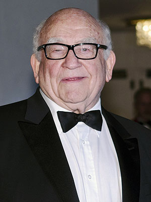 Ed Asner Hospitalized after Cutting Short Performance