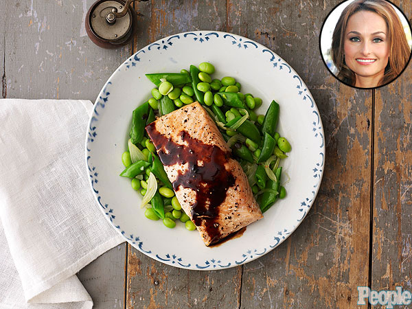 Giada De Laurentiis: Baked Salmon and More Recipes