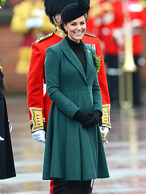 Kate Middleton Reveals on St. Patrick's Day She Wants a Boy