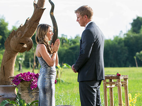 Finale: Lindsay Yenter Talks About Sean Lowe, Catherine Giudici