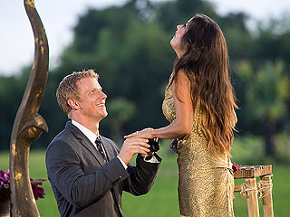 The Bachelor: Sean Lowe Proposes to Catherine Giudici | Sean Lowe