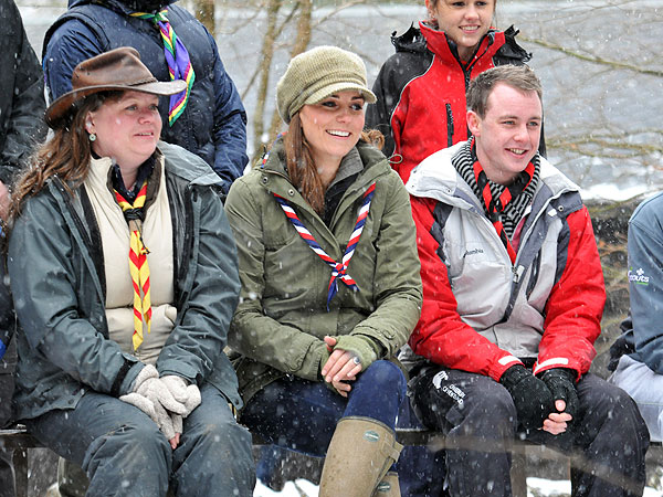 Kate Makes Cub Scouts, Volunteers Feel Like Friends