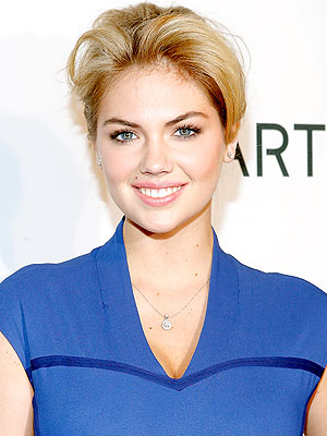 Kate Upton: I'd Love to Go to the Prom, But ...
