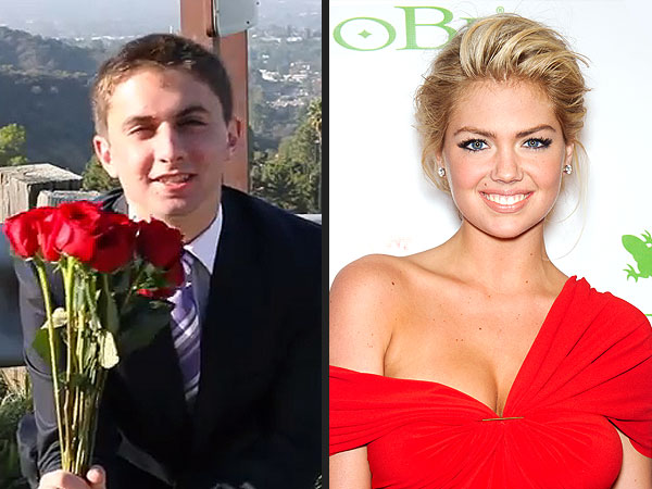 Kate Upton Invited to High School Prom