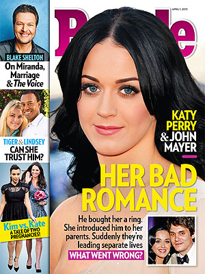Katy Perry, John Mayer Split After More Time Apart