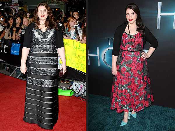 Twilight & The Host Author Stephenie Meyer Shows Off Weight Loss