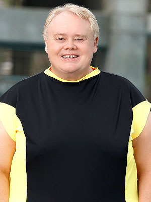 Splash star Louie Anderson Says He's Losing Weight