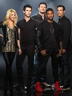 The Voice: Shakira and Adam Levine Make Tough Cuts in Knockout Rounds