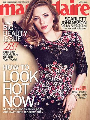 Scarlett Johansson Hates Jealousy in Her Men