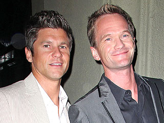 Neil Patrick Harris Enjoying 40th Birthday Scavenger Hunt | David Burtka, Neil Patrick Harris