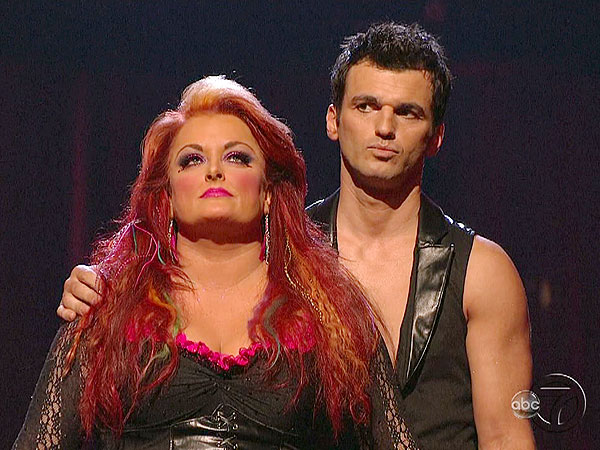 Dancing with the Stars Elimination: Wynonna, Tony Dovolani Voted Off