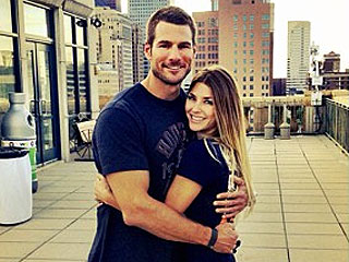 The Bachelor's AshLee Frazier Shares a Cuddly Photo with Brad Womack | AshLee Frazier, Brad Womack