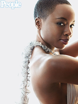 Danai Gurira: Meet This Week's Most Beautiful