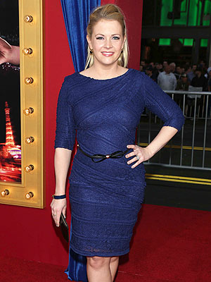 Melissa Joan Hart Drops Two Dress Sizes