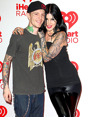 Deadmau5, Kat Von D to Wed Aug. 10