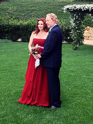 Melissa Gilbert Weds Timothy Busfield