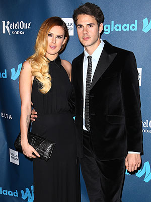 Rumer Willis and Jayson Blair Share Cooking Duties for Date Nights