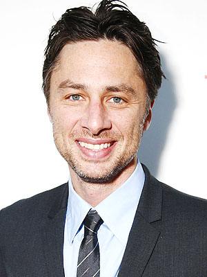 See Zach Braff Take Over PEOPLE's Twitter Account for a Day