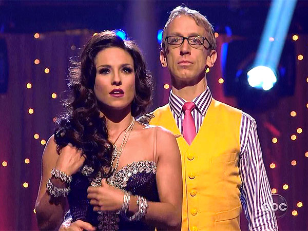 Dancing with the Stars Elimination: Andy Dick Reflects on the Show