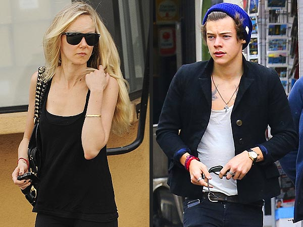 Harry Styles, Kimberly Stewart: Are They Dating?