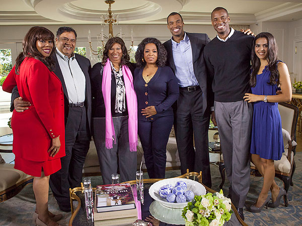 Jason Collins Is Gay; NBA Star Tells Oprah About His Parents' Reaction