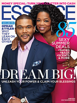 Oprah and Tyler Perry Talk Going from Friends to Business Partners in Essence