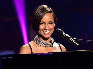 Alicia Keys Is Sad That Randy Jackson's Leaving American Idol