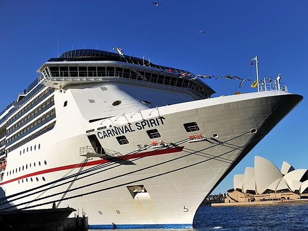 Two Carnival Cruise Ship Passengers Fall Overboard