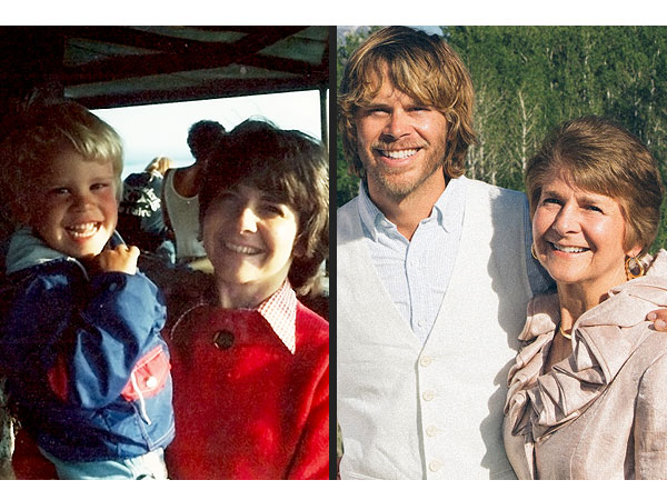 Happy Mother's Day: Eric Christian Olsen's Letter to His Mom