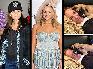 Reese Witherspoon & Miranda Lambert Sport Two Very Different Hats & More From the Weekend | Kevin Spacey, Miranda Lambert, Reese Witherspoon