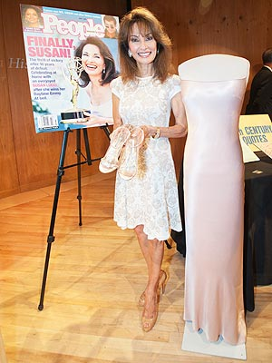 Susan Lucci's PEOPLE Magazine Cover Look Gets In the Smithsonian