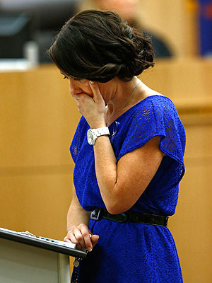 Jodi Arias Death Penalty Phase: Victim's Family Speaks in Court