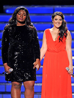 American Idol: Candice Glover, Kree Harrison Perform in Finale