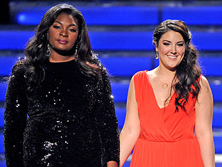 American Idol: Kree Harrison and Candice Glover Compete in the Finale