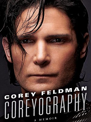 Corey Feldman's Memoir: First Look at Cover