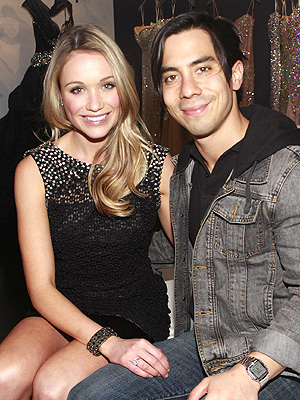 Katrina Bowden Married Ben Jorgensen; 30 Rock Star Wedding