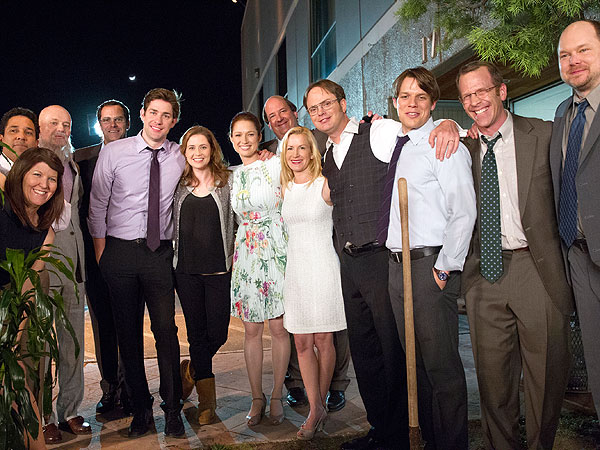 The Office Finale Recap: People Magazine Critic Reviews The Office