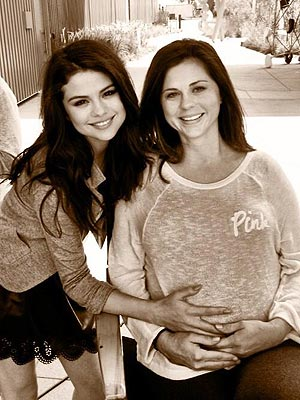 Selena Gomez's Mom Has Baby Girl; Demi Lovato Tweets