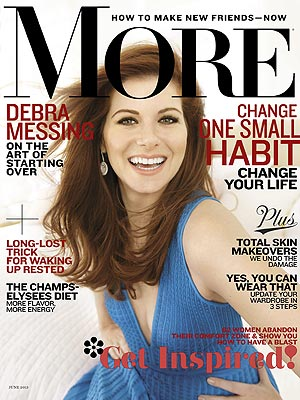 Debra Messing on Guilt After Divorce from Daniel Zelman
