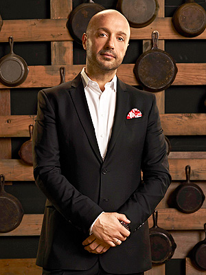 Joe Bastianich's MasterChef Blog: Eddie Is the One to Beat