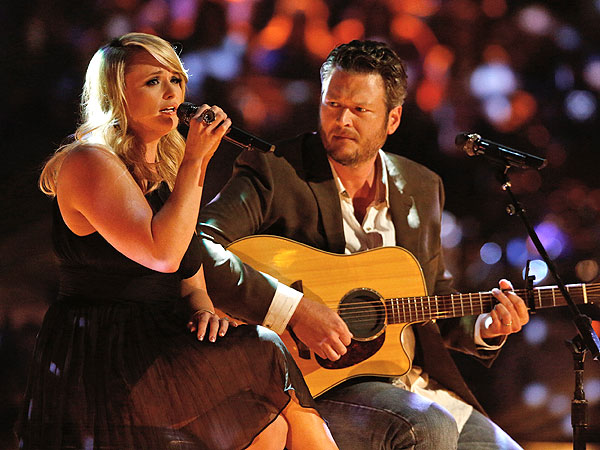 The Voice: Miranda Lambert, Blake Shelton Pay Tribute to Oklahoma