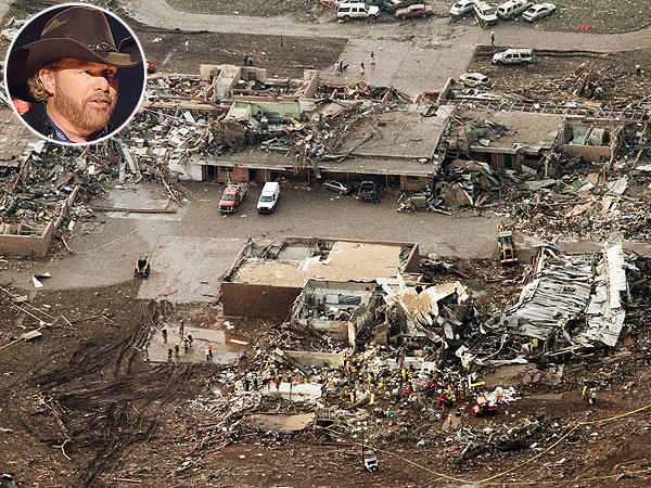 Toby Keith: 'Moore is Strong and We Will Preserve'   More Reactions to Oklahoma Tornado