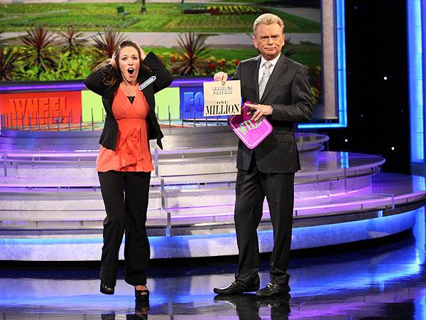 Wheel of Fortune $1 Million Winner Surprises her Family