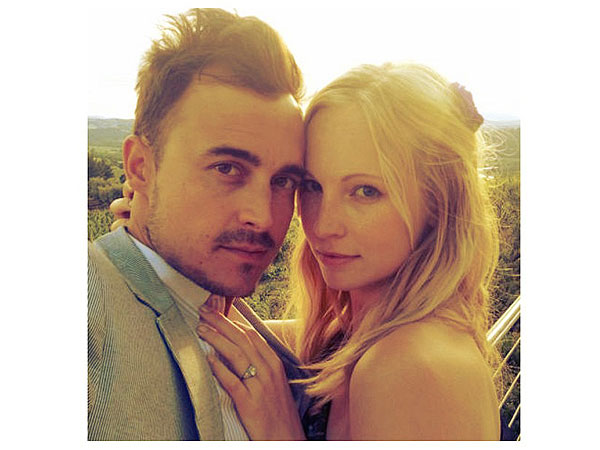 Candice Accola Engaged to Joe King, Vampire Diaries Star to Wed